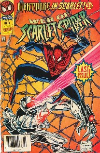 NIGHTMARE IN SCARLET! - WEB OF SCARLET SPIDER