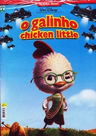 GRAPHIC NOVEL DISNEY nº02 - O GALINHO CHICKEN LITTLE - ED. ABRIL