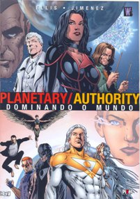 PLANETARY/AUTHORITY - DOMINANDO O MUNDO - ED. PIXEL