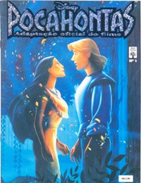 POCAHONTAS - ADAPTAÇÃO OFICIAL DO FILME - DISNEY