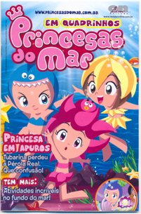 PRINCESAS DO MAR nº02 - EDITORA ON LINE