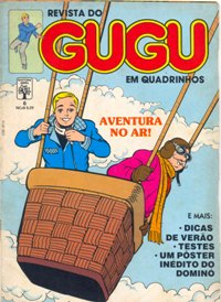 REVISTA DO GUGU nº06 - ED. ABRIL
