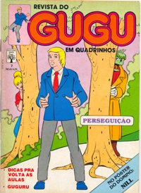 REVISTA DO GUGU nº07 - ED. ABRIL