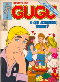 REVISTA DO GUGU nº20 - ED. ABRIL