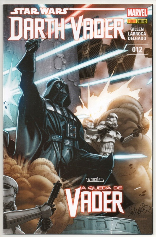 STAR WARS DARTH VADER nº12 - PANINI
