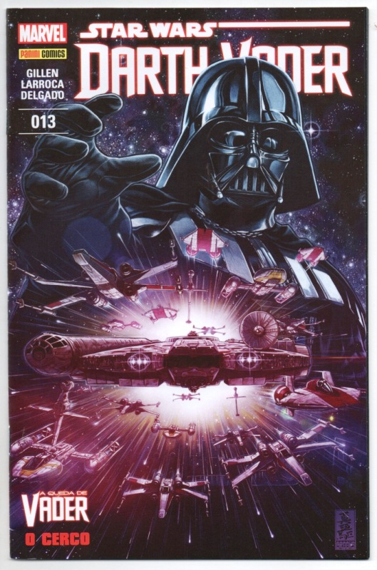 STAR WARS DARTH VADER nº13 - PANINI