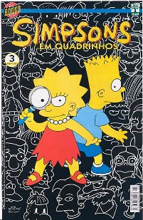 OS SIMPSONS nº003 - EDITORA ABRIL