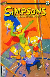 OS SIMPSONS nº006 - EDITORA ABRIL