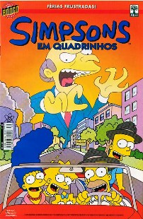 OS SIMPSONS nº009 - EDITORA ABRIL