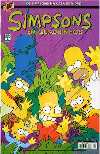 OS SIMPSONS nº011 - EDITORA ABRIL