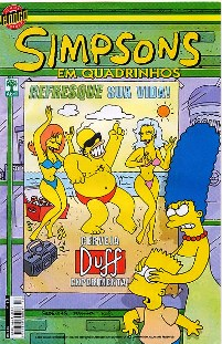OS SIMPSONS nº013 - EDITORA ABRIL