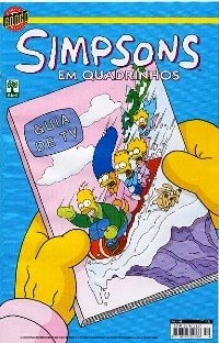 OS SIMPSONS nº014 - EDITORA ABRIL