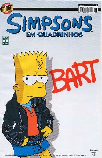 OS SIMPSONS nº019 - EDITORA ABRIL