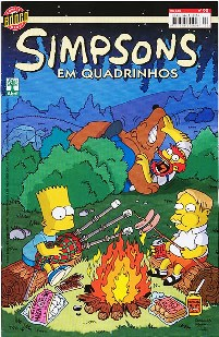 OS SIMPSONS nº020 - EDITORA ABRIL