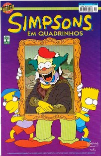 OS SIMPSONS nº022 - EDITORA ABRIL