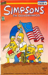 OS SIMPSONS nº023 - EDITORA ABRIL