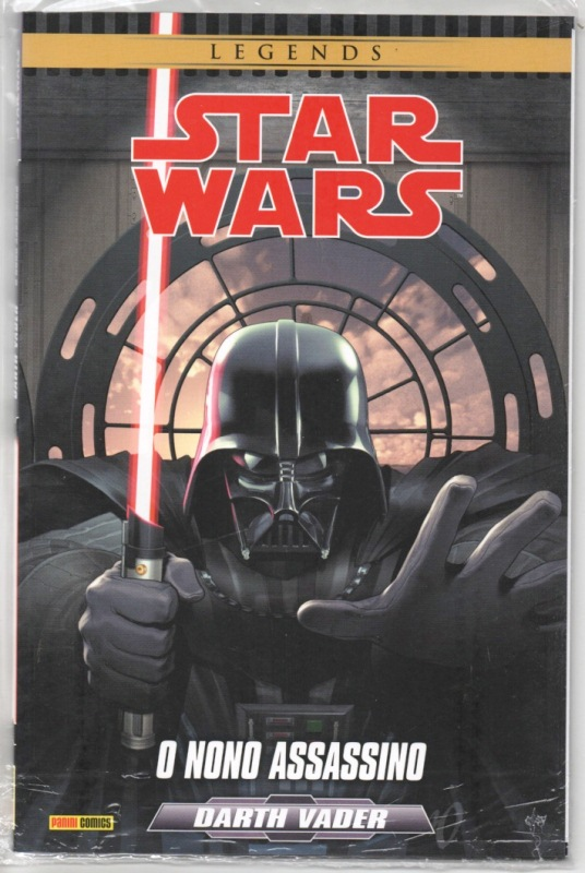 STAR WARS LEGENDS - DARTH VADER - NONO ASSASSINO - PANINI