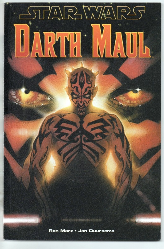STAR WARS - DARTH MAUL - ENCADERNADA - PANDORA