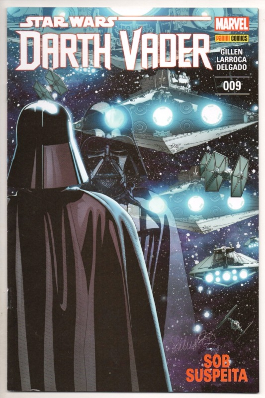 STAR WARS DARTH VADER nº09 - PANINI
