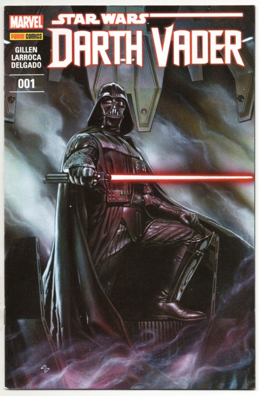 STAR WARS DARTH VADER nº01 - PANINI