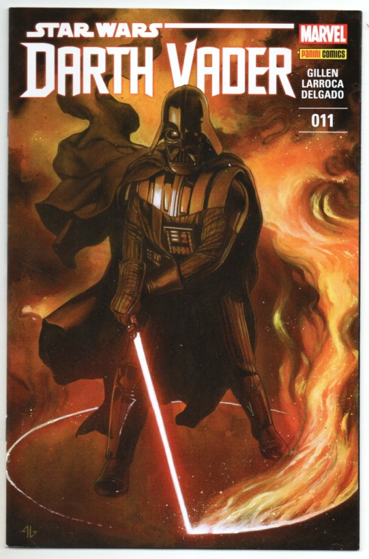 STAR WARS DARTH VADER nº11 - PANINI