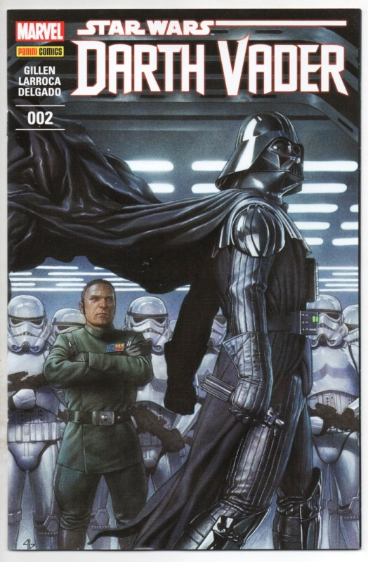 STAR WARS DARTH VADER nº02 - PANINI