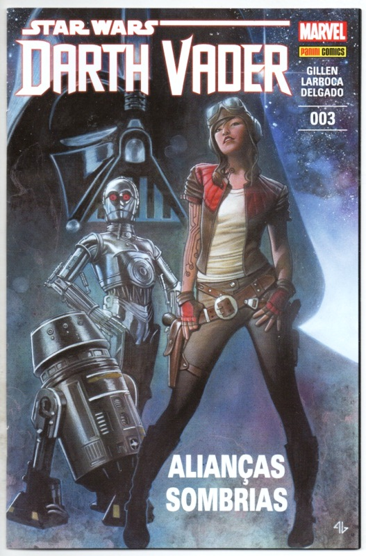 STAR WARS DARTH VADER nº03 - PANINI