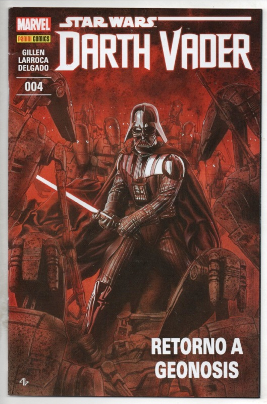 STAR WARS DARTH VADER nº04 - PANINI