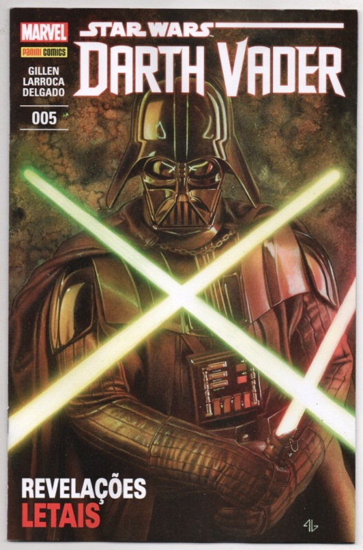 STAR WARS DARTH VADER nº05 - PANINI
