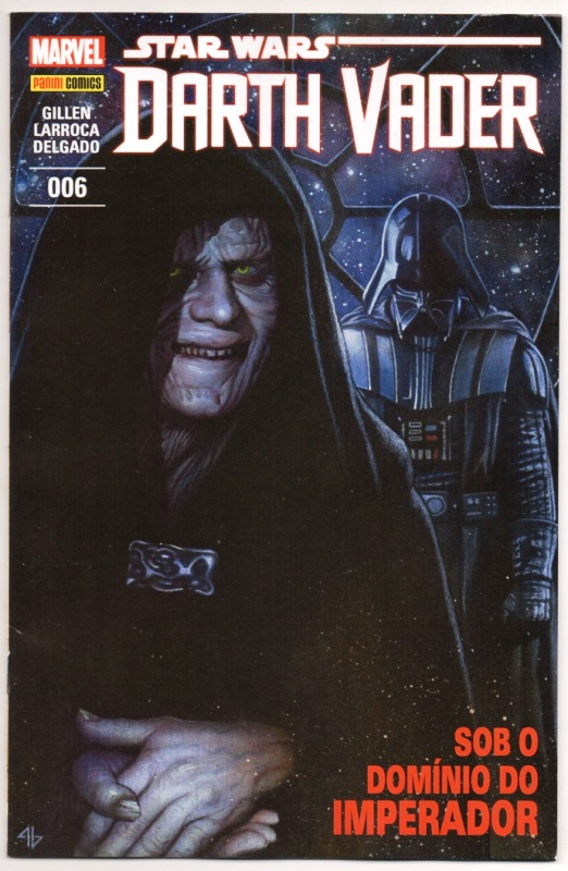 STAR WARS DARTH VADER nº06 - PANINI