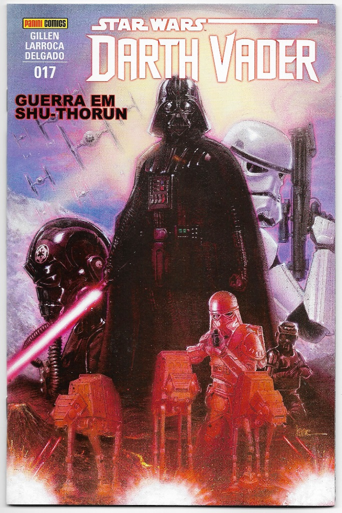 STAR WARS DARTH VADER nº17 - PANINI