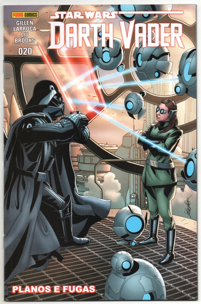 STAR WARS DARTH VADER nº20 - PANINI