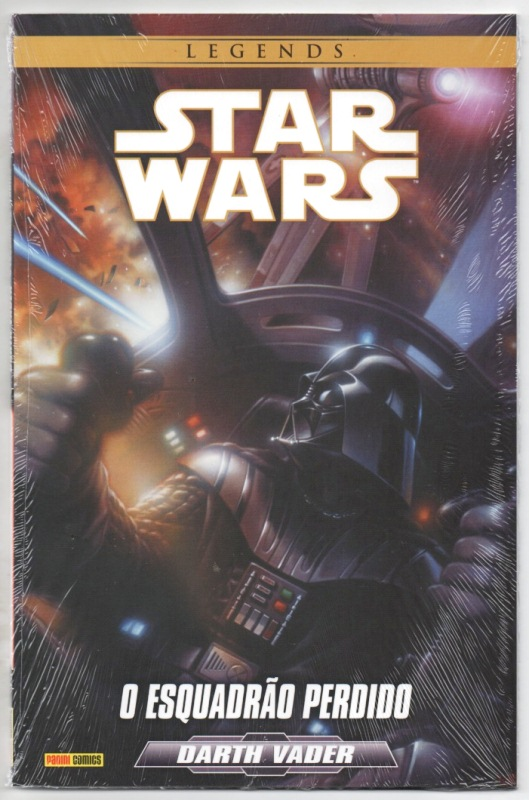 STAR WARS LEGENDS - DARTH VADER - O ESQUADRÃO PERDIDO - PANINI