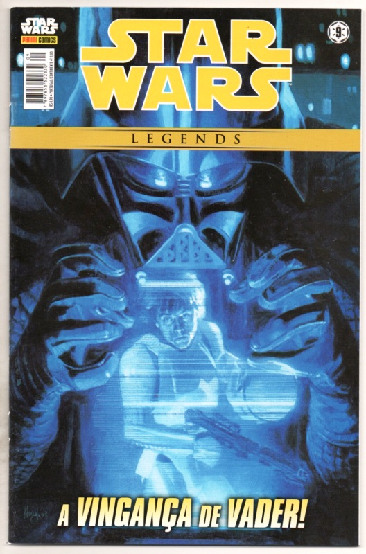 STAR WARS LEGENDS nº09 - EDITORA PANINI