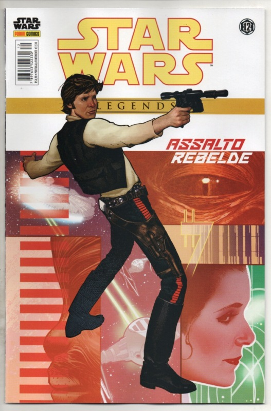 STAR WARS LEGENDS nº12 - EDITORA PANINI