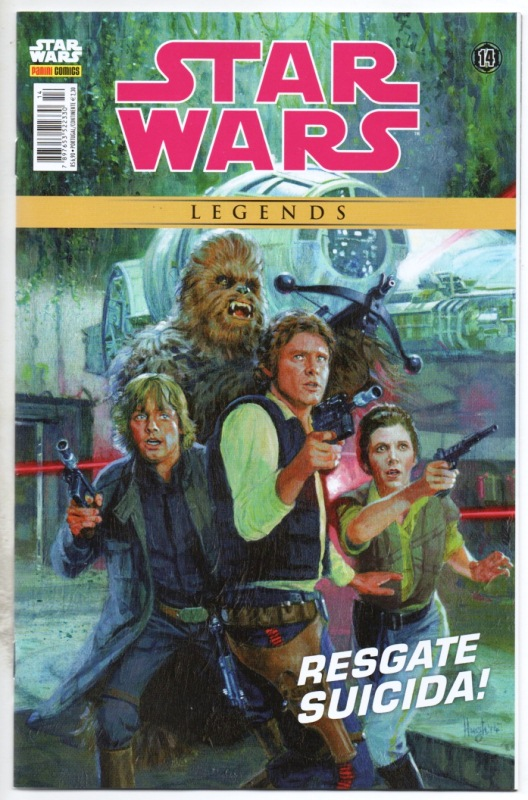 STAR WARS LEGENDS nº14 - EDITORA PANINI