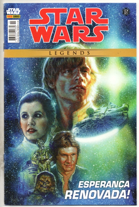 STAR WARS LEGENDS nº15 - EDITORA PANINI