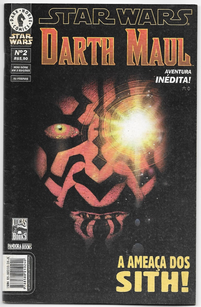 STAR WARS - DARTH MAUL - PARTE 2 - A AMEAÇA DOS STIH!