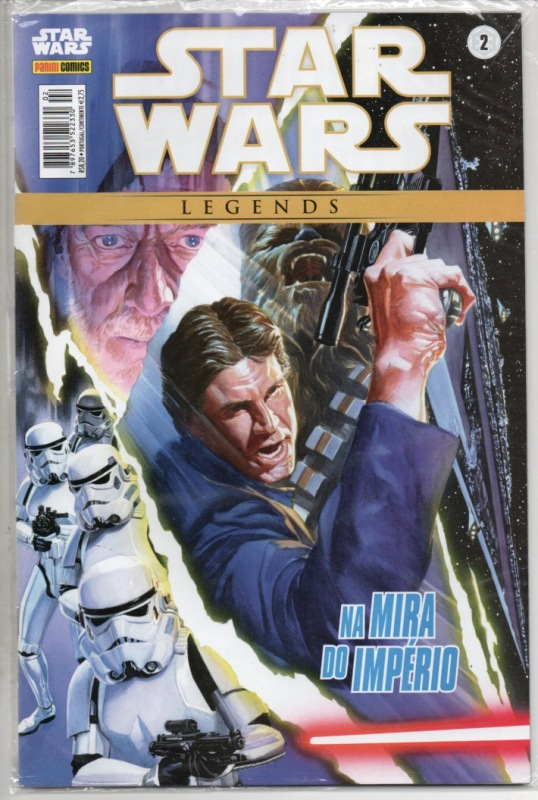 STAR WARS LEGENDS nº02 - EDITORA PANINI