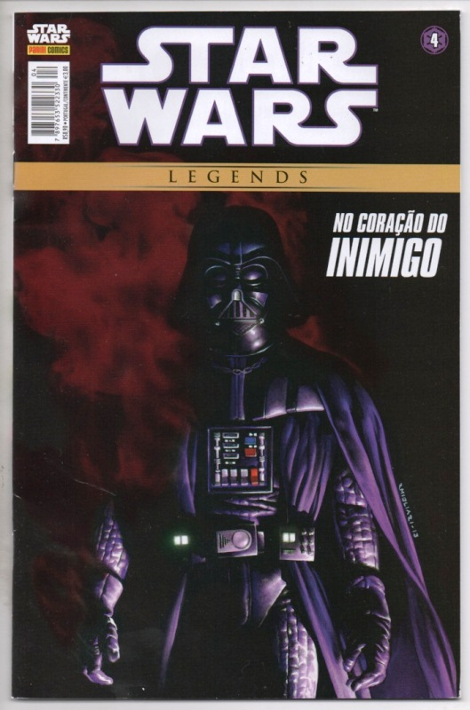 STAR WARS LEGENDS nº04 - EDITORA PANINI