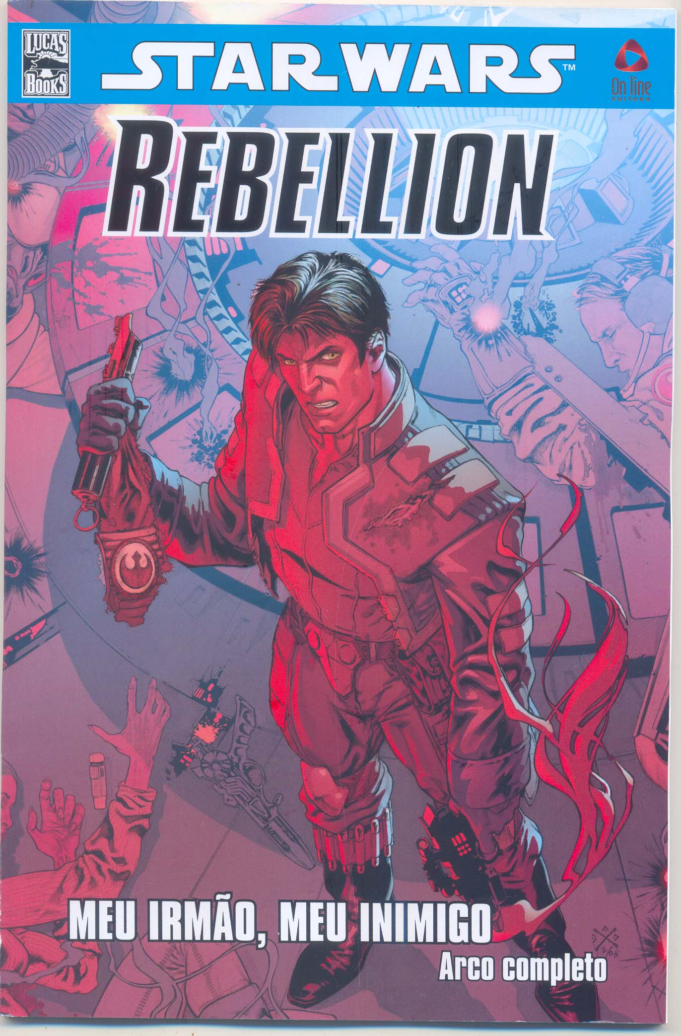 STAR WARS - REBELION nº01 - ARCO COMPLETO - ON LINE