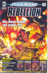 STAR WARS nº05 - REBELLION - ED. ON LINE