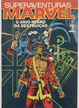 SUPERAVENTURAS MARVEL nº057 - ED. ABRIL