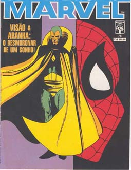 SUPERAVENTURAS MARVEL nº078 - ED. ABRIL