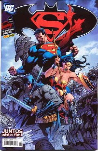 SUPERMAN & BATMAN nº002 - EDITORA PANINI