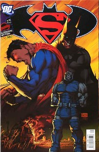 SUPERMAN & BATMAN nº004 - EDITORA PANINI