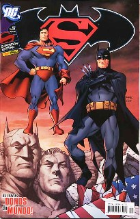 SUPERMAN & BATMAN nº005 - EDITORA PANINI