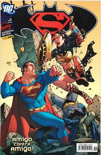 SUPERMAN & BATMAN nº006 - EDITORA PANINI