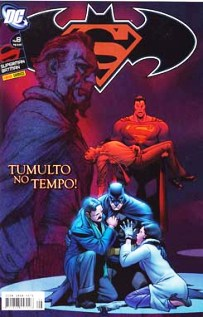 SUPERMAN & BATMAN nº008 - EDITORA PANINI
