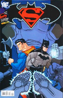 SUPERMAN & BATMAN nº011 - EDITORA PANINI